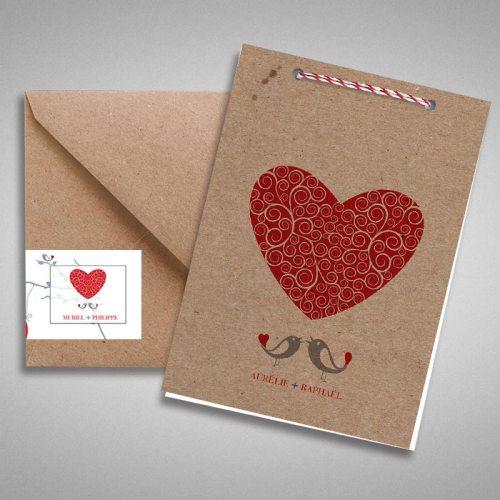 faire-part-mariage-en-papier-kraft-avec-un-coeur-1