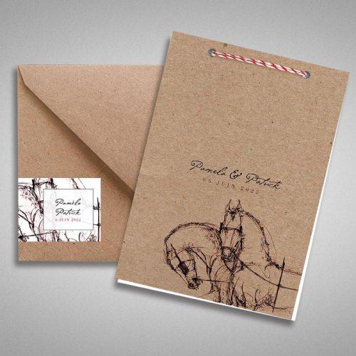faire-part-mariage-en-papier-recyclé-theme-cheval-1