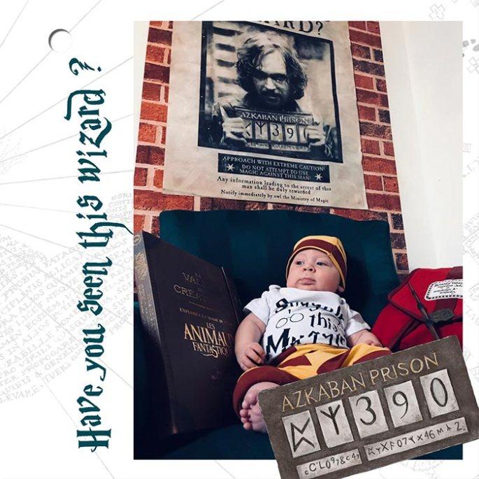 feuillet-photo-faire-part-naissance-ecologique-en-papier-recyclé-Harry-Potter