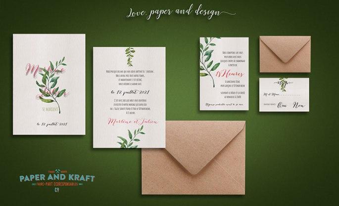 pack-faire-part-invitation-coupon-reponse-en-papier-recycle-theme-champetre