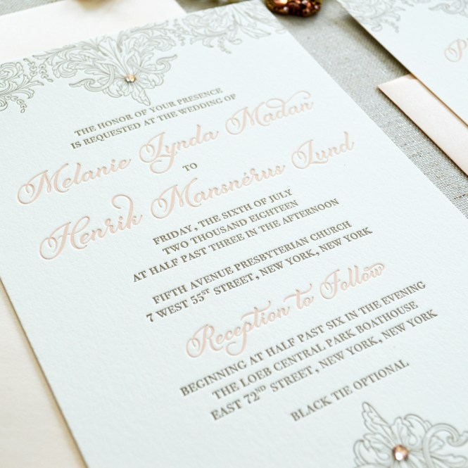 7 Ways To Make Your Wedding Invitations More Lavish Paper