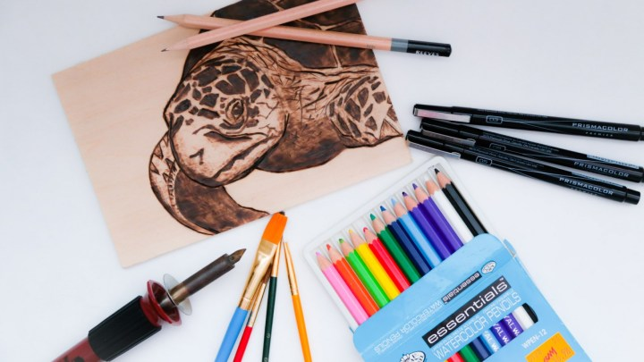 The Art of Pyrography 4