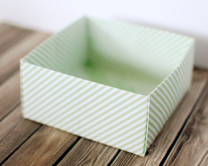 Recipe Cards - Paper and Landscapes