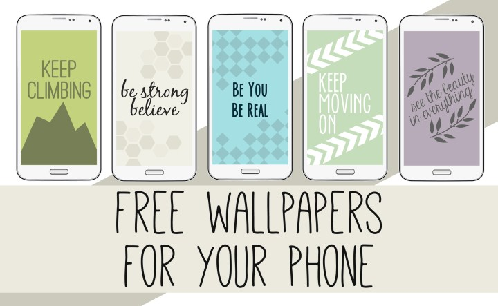 Free Wallpapers for your Smartphone