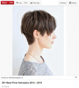 Overcome the fear of getting a Pixie Haircut 4