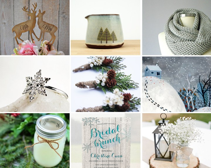 RUSTIC WINTER – ETSY COLLECTION