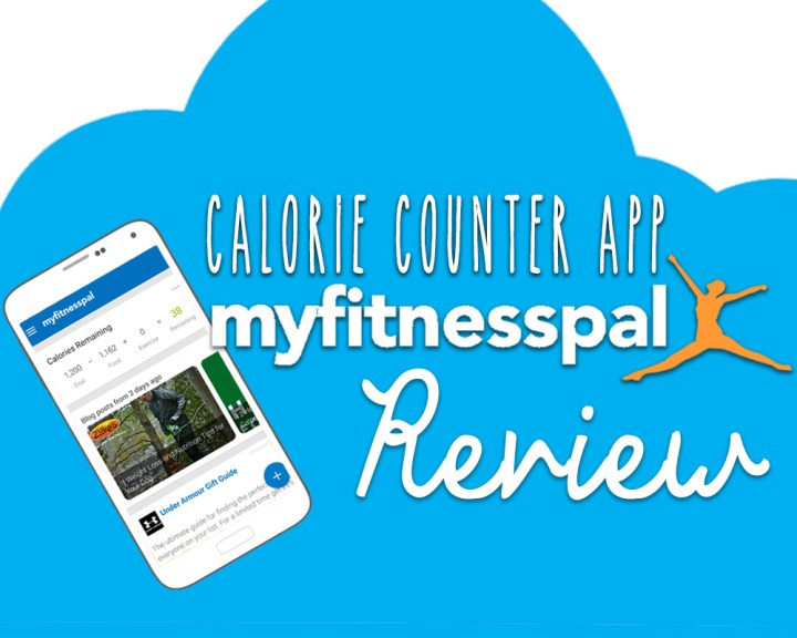 Calorie Counter App: MyFitnessPal Review