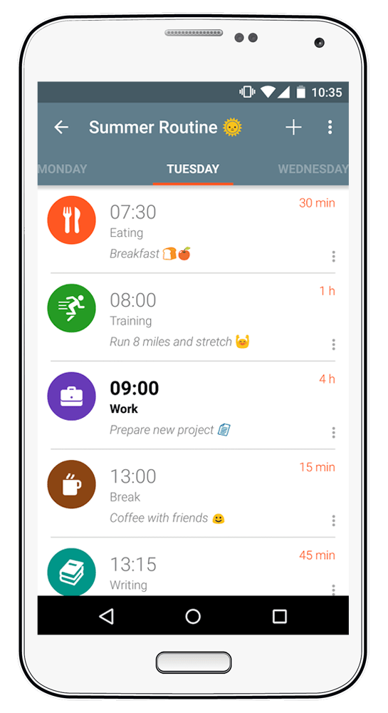 TimeTune - Helpful Productivity Apps - Paper and Landscapes