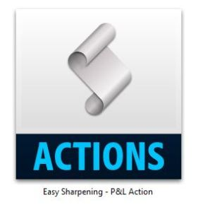 Free Easy Sharpening PS Action - Download