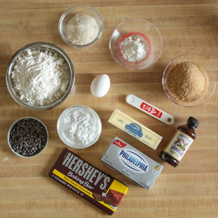 Chocolate Chip Cookie Recipe - What you need