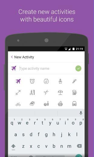 Daylio App - Icons