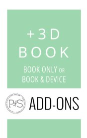 Add-On Products: 3D Book