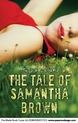 Pre-Made Book Cover ID#0228201701 (The Tale of Samantha Brown)
