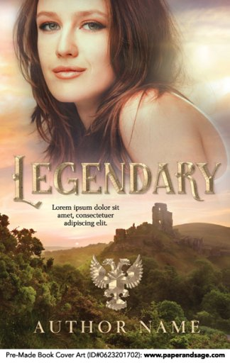 Pre-Made Book Cover ID#0623201702 (Legendary)