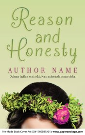 Pre-Made Book Cover ID#170903TA01 (Reason and Honesty)