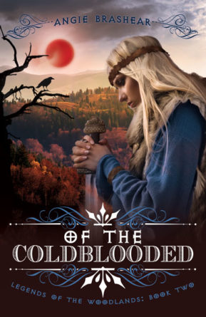 Book Cover for Of the Coldblooded by Angie Brashear