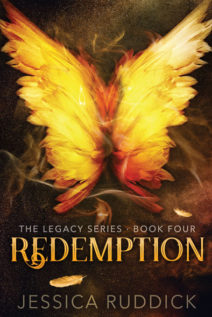 Book Cover for Redemption by Jessica Ruddick