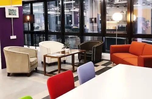 PAPER + TOAST Coworking Space Hot Desk Kuala Lumpur virtual office