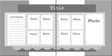 2 page layout