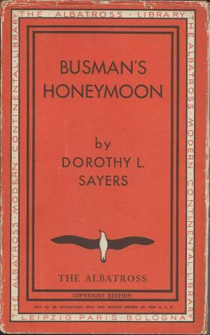 Albatross 395 Busman's honeymoon