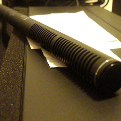 Microfone Direcional