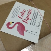 Review: Cakepaperie - Pocket Fauxdori