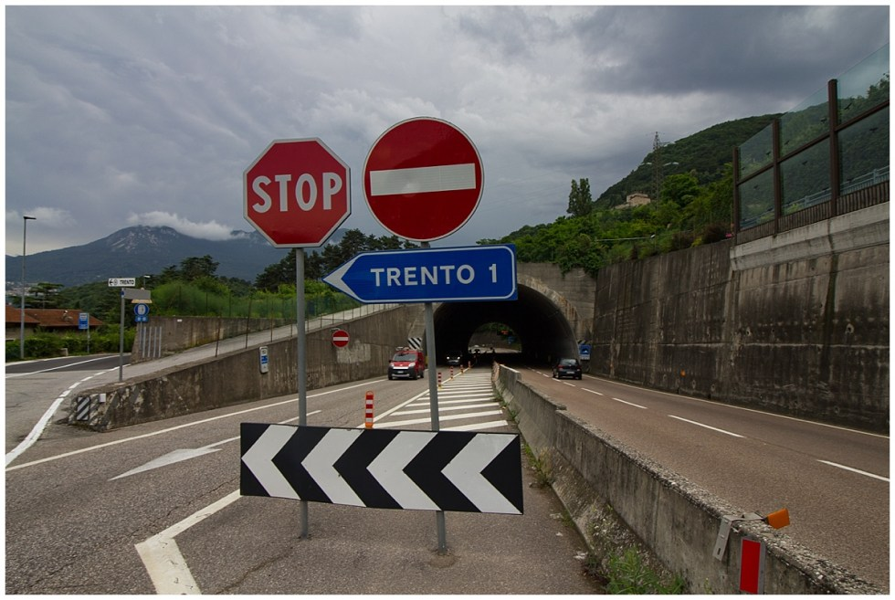 Getting into Trento