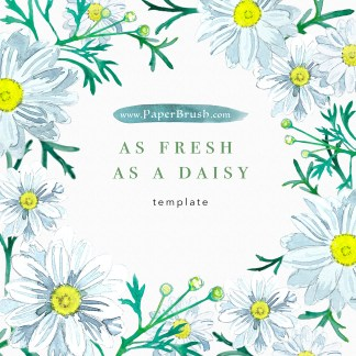 daisy chain template