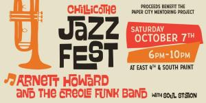 Chillicothe Jazz Fest @ Paper City Coffee