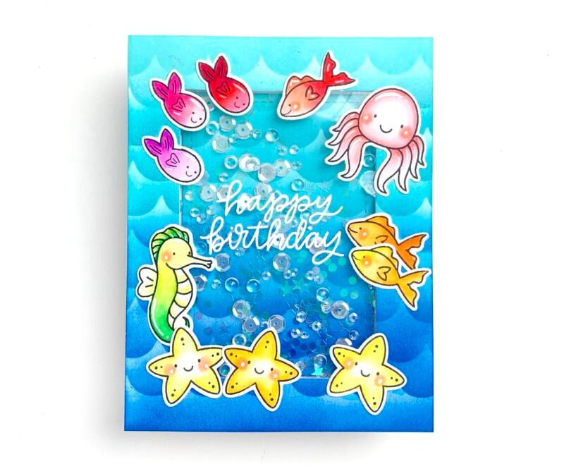 Under the Sea Birthday!