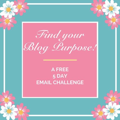 Find Your Blog Purpose - Papercraft Business