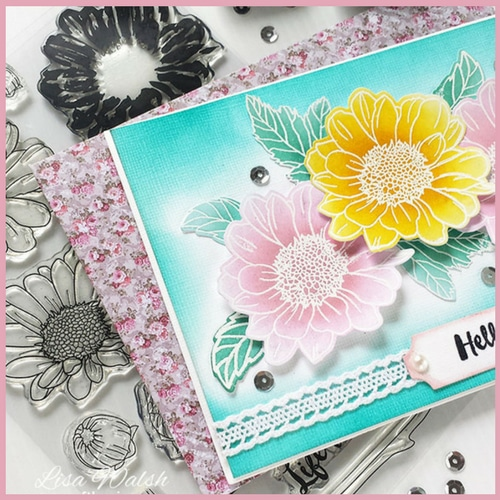 Altenew Spring Daisy Papercraft Business