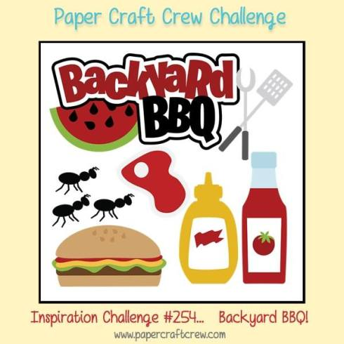 Paper Craft Crew Inspirational Challenge 254