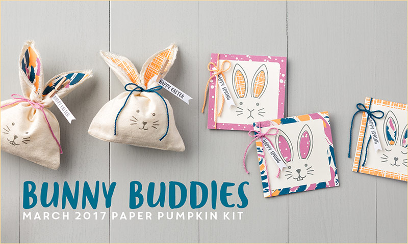 stampin up paper pumpkin march 2017