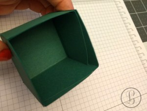 how to make a paper box - complete