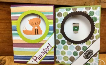 Thank you cards to make, DIY, Stampin Up, handmade