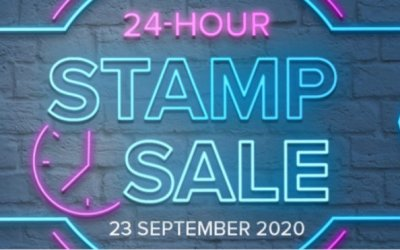 A stamp Sale You do not want to miss.