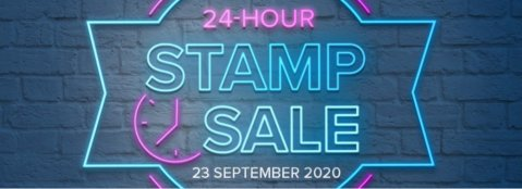 Largest Stampin' Up sale of the year, Sept 2020 largest Stampin' Up sale, stamp sets on sale, 15% off Stampin' Up stamp sets, 24 hours only sale.
