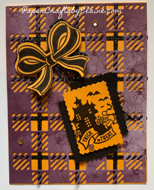 How to Gift Wrap with Stampin\' Up