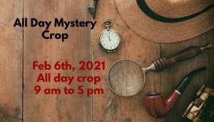 Virtual all Day Crop, Mystery crop, all day mystery crop,