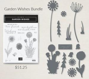 Garden Wishes Bundle, scrapbooking, garden wishes scrapbook pages, 12x12 scrapbook pages, Stampin' Up Gift Certificate, purchase Stampin' Up gift cards