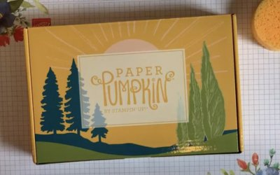 March 2021 Paper Pumpkin Alternatives