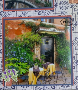 travel scrapbook ideas, scrapbooking Italy trips, scrapbook ideas, scrapbook layout ideas, creating your own embellishments,