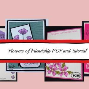 Flowers of Friendship Bundle, greeting cards, Membership benefits.