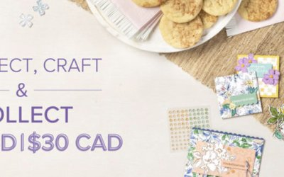 Stampin' Up Craft & Collect