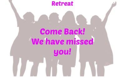 Come Back Retreat