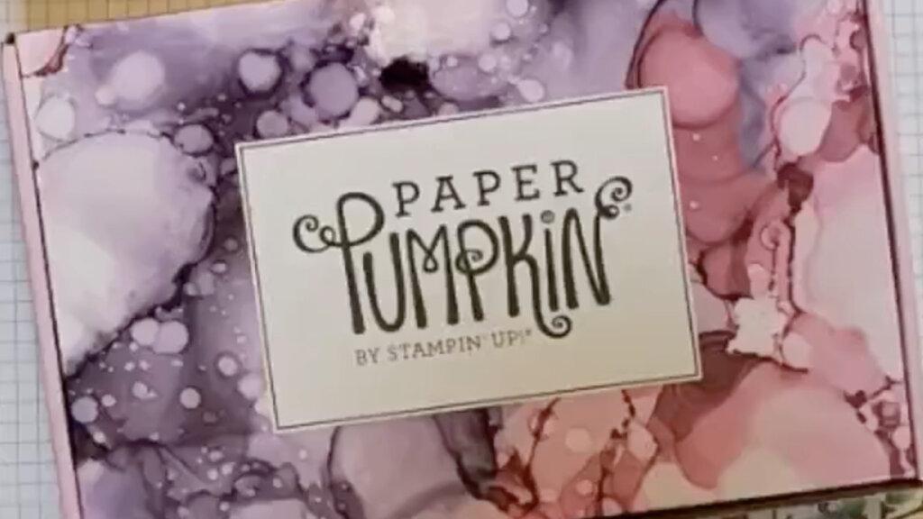 Paper Pumpkin June 2021 Alternatives