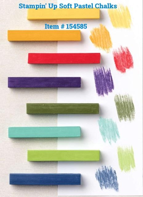 Soft Pastel Assortment chalk, creating with chalk,
