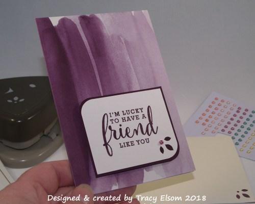 1473 A Friend Like You Card