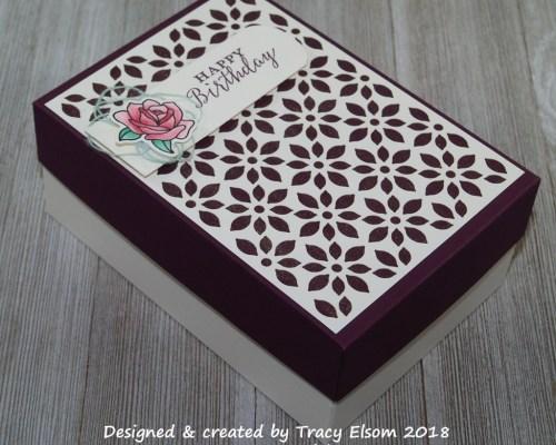Birthday Rose Box